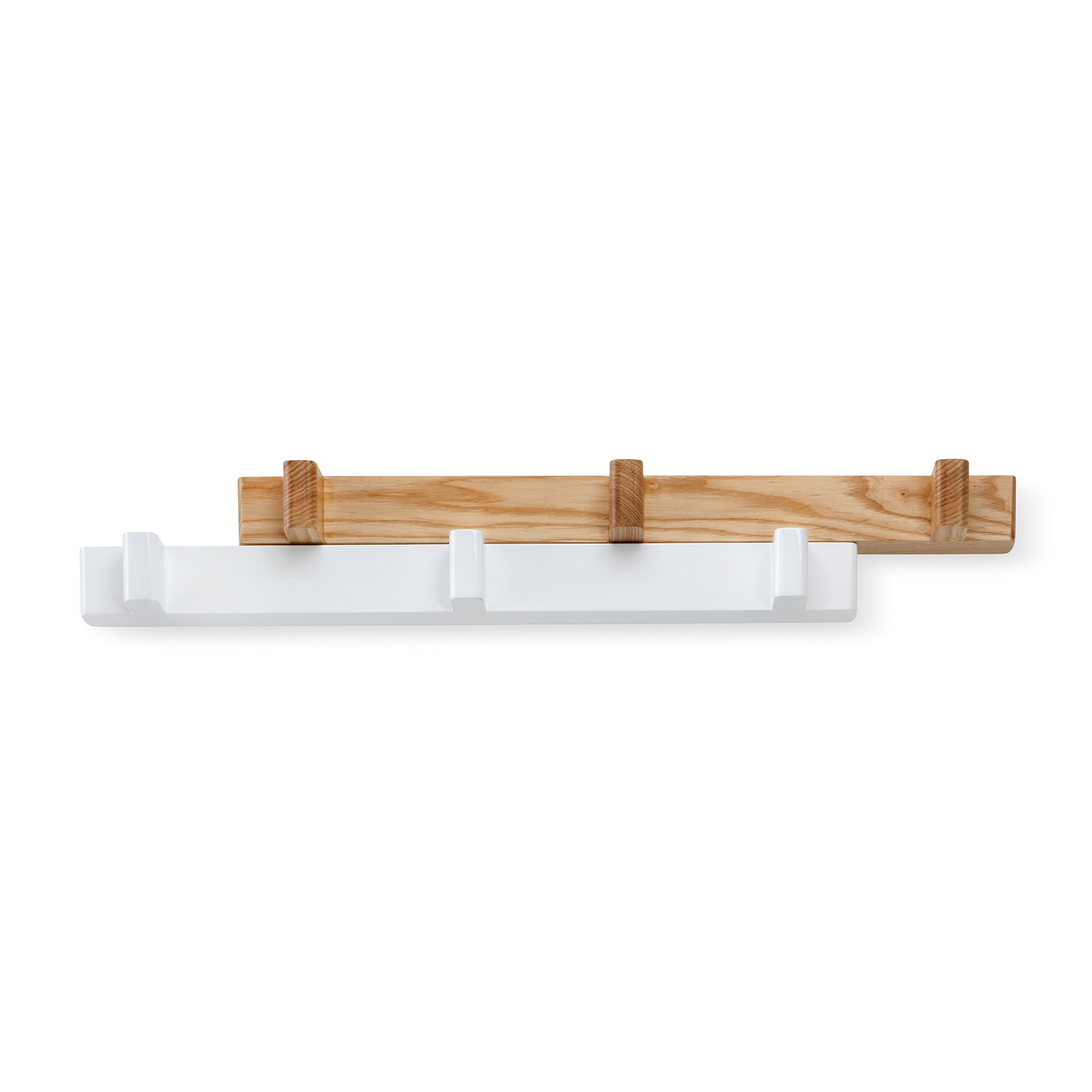 Umbra Switch Wall Hook, White/Natural