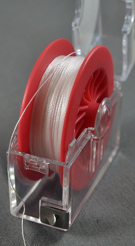 52 Yard-Beading Thread-Weaving Thread BEAD BUDDY Nifty Line Bead Weaving Thread .006 Inch
