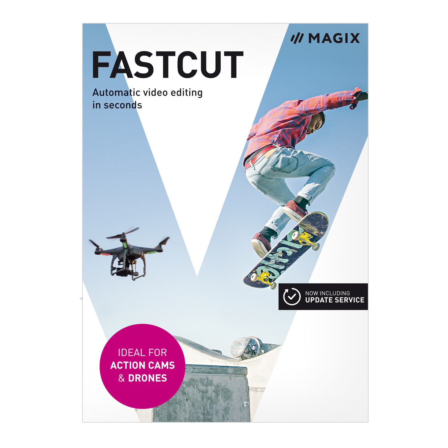 MAGIX Fastcut 3 – Software for automatic video editing [Download]