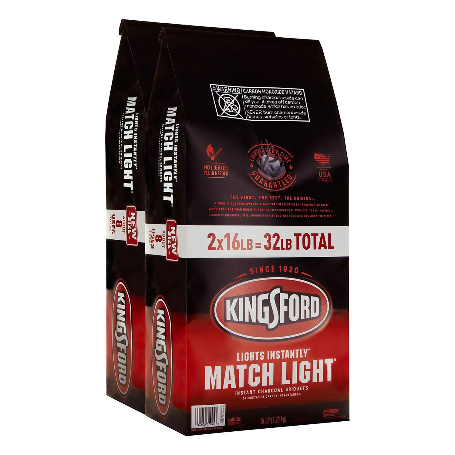 Kingsford MatchLight Instant Charcoal Briquets