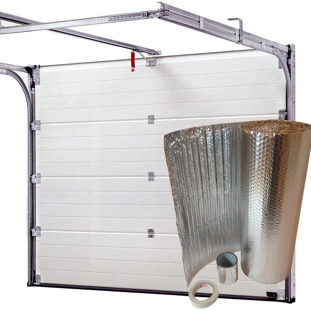 SuperFOIL Garage Door Insulation DIY Kit   Covers 6sqm (SuperFOIL SFBA MP):  Amazon.co.uk: DIY U0026 Tools