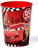 By Broward Ballons Disney Cars, 16 Oz Plastic Cup Party Favor