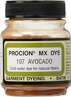 product image for Jacquard Products Jacquard Procion MX Dye, 2/3-Ounce, Avocado