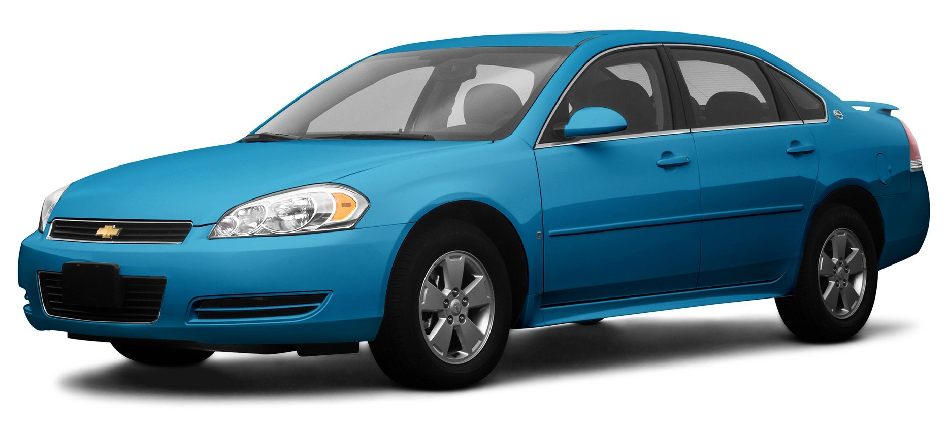 2009 Chevrolet Impala Reviews Images And Specs Vehicles 1970 For Sale Craigslist 35l Lt 4 Door Sedan
