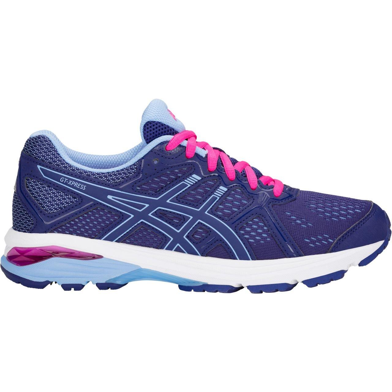 ASICS Women's GT-Xpress Running Shoe B077NGY9RD 6 B(M) US|Blue Print/Blue Bell