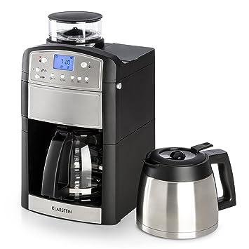 Klarstein Aromatica • Máquina de café • Máquina con filtro • Filtro de carbono • Antigoteo