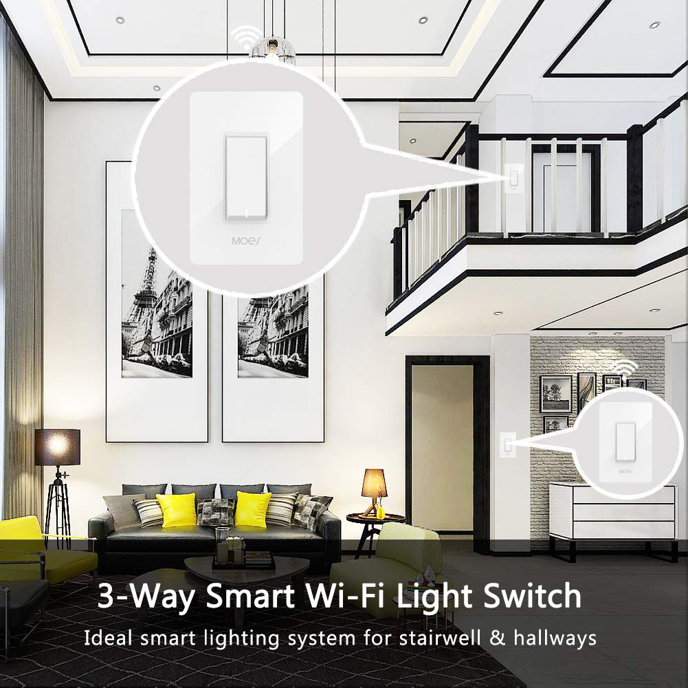 Two Way Switch For Hallway
