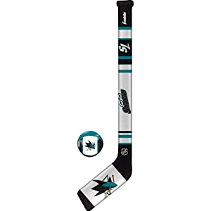 Franklin Sports NHL Team Licensed Soft Sport Hockey Set