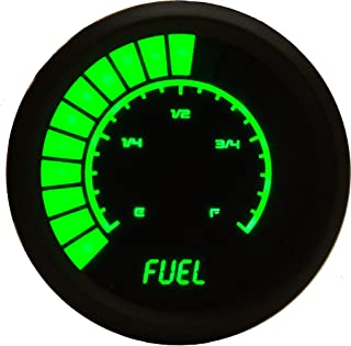 amazon com intellitronix digital fuel level gauge m9016 in blue rh amazon com Intellitronix Create a Dash Intellitronix 5 Gauge Panel
