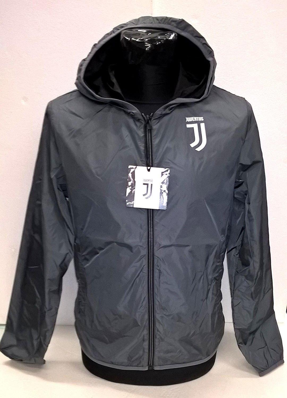 Juventus K-Way Juve Producto Oficial Logo Hombre Adulto ...