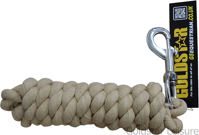 Goldstar Leisure Ltd Unisexs Cotton Lead Rope
