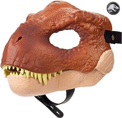 Amazon.com: Máscara Jurassic World: Mattel: Toys & Games