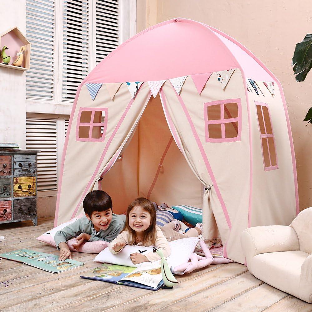 Tenda infantil nas lojas de brinquedos da Amazon dos EUA