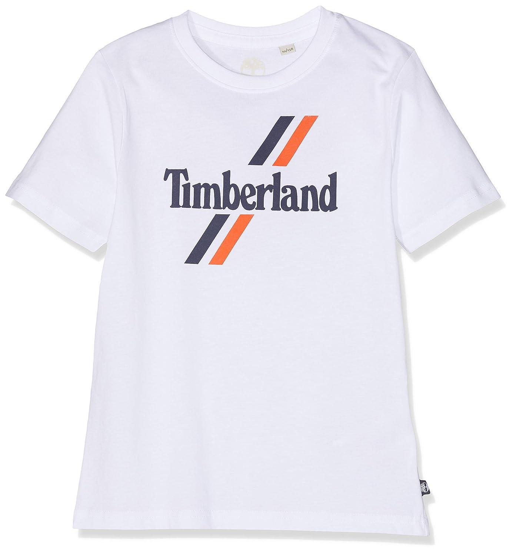 Timberland Tee-Shirt Manches Courtes T Bambino