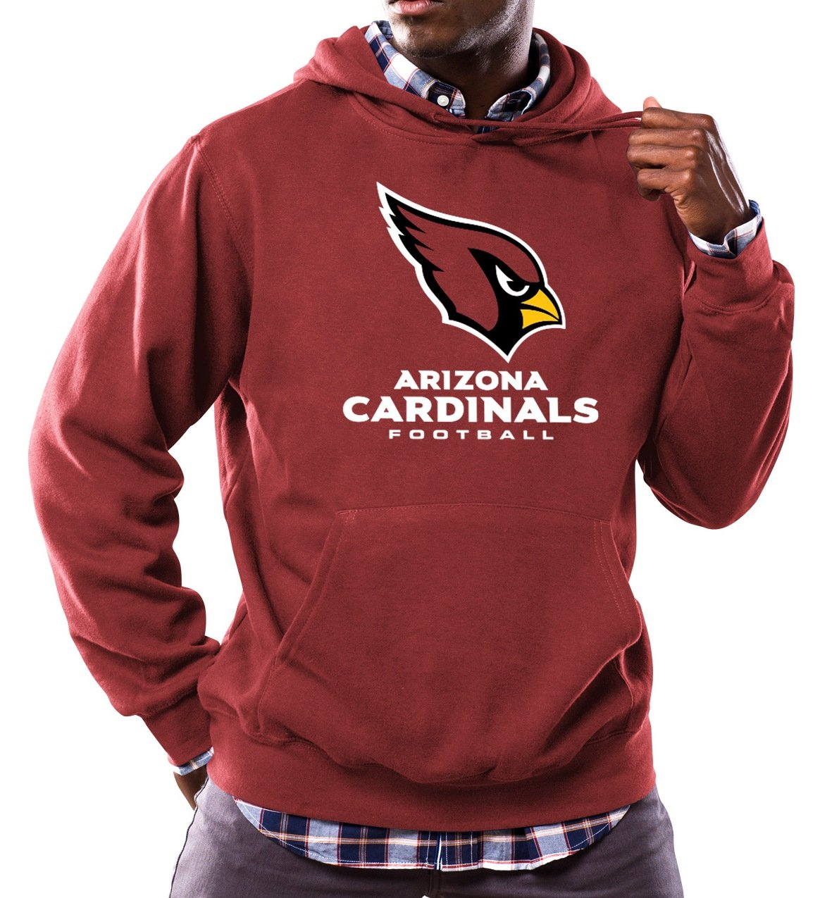 Arizona Cardinals Majestic NFL「Critical Victory 3