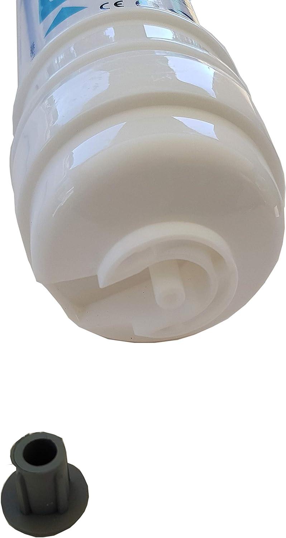 Pack 4 filtros osmosis inversa compactos: Amazon.es: Hogar