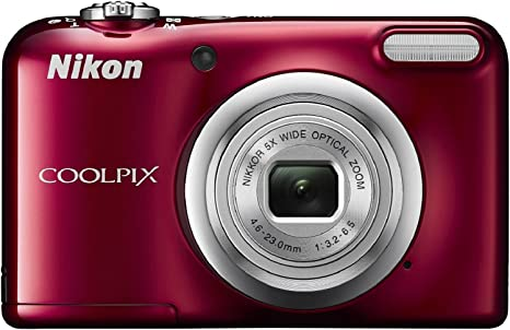 Nikon COOLPIX A10 - Cámara Digital (Corriente alterna, Batería ...
