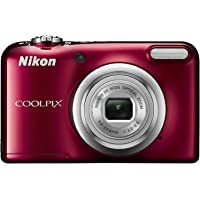 Nikon Coolpix A10 Camera - Red
