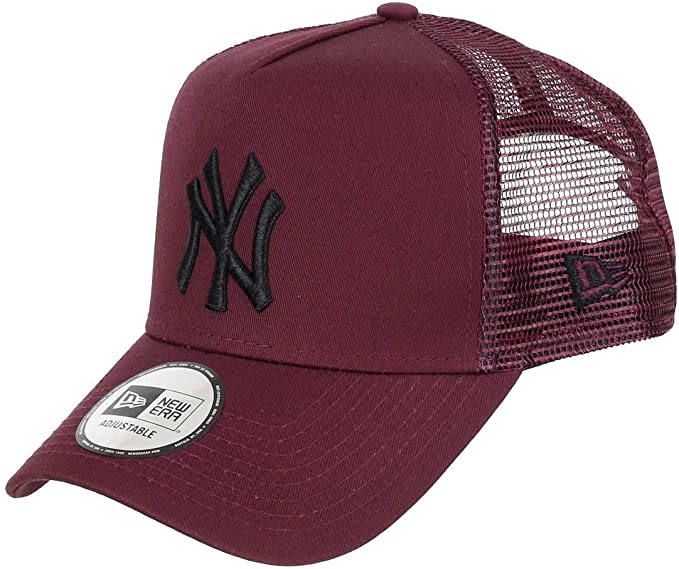 New Era Gorra para Hombre League Essential Trucker York Yankees ...