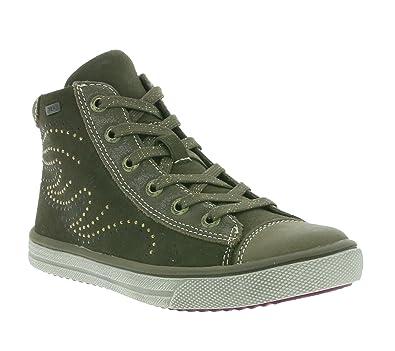 huge discount e41b5 ec2e9 Lurchi Swing-TEX children's leather sneaker brown 33-13749 ...