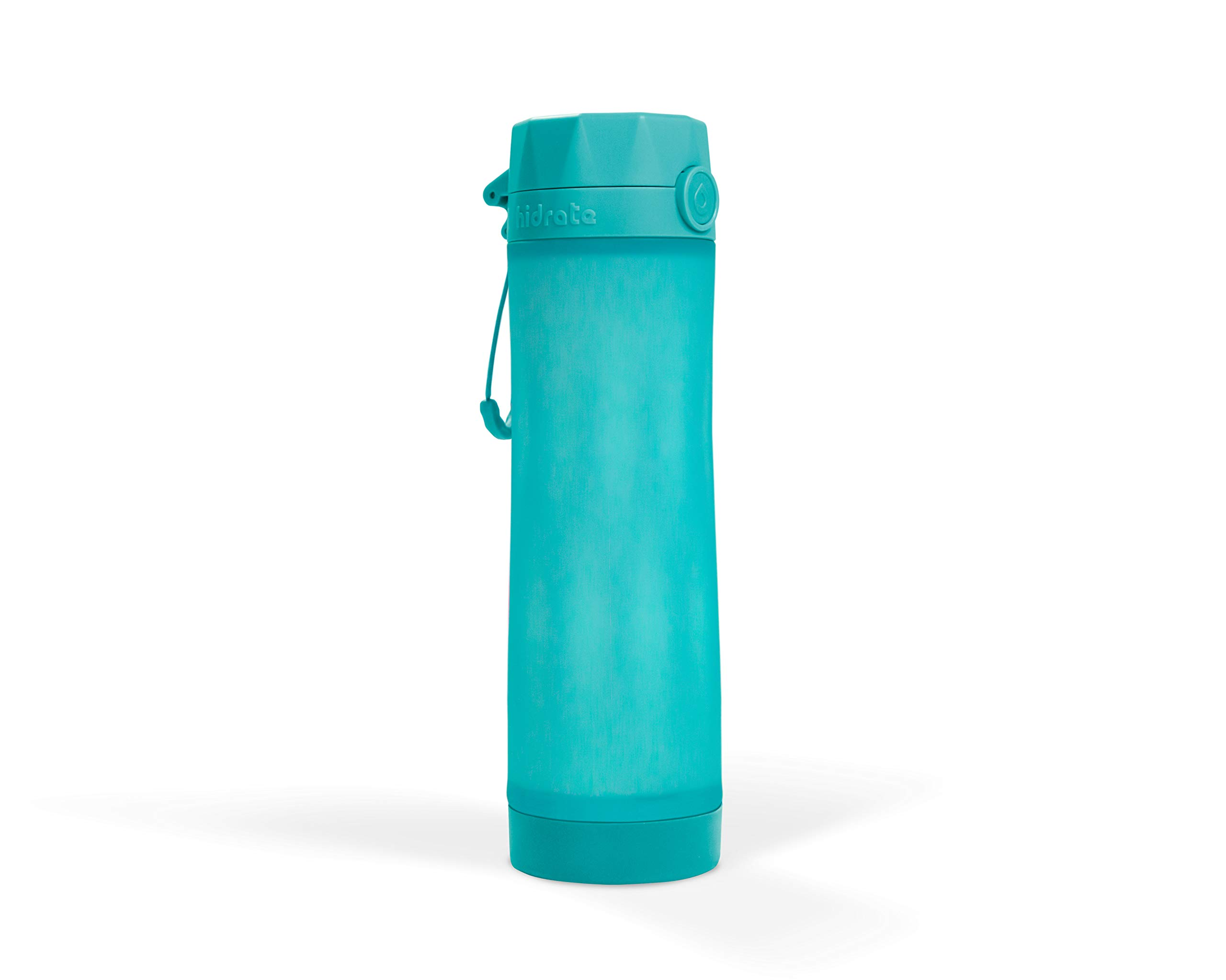 Hidrate Spark 3 Smart Water Bottle - Tracks Water Intake & Glows to Remind You to Stay Hydrated (Scuba) by Hidrate Spark (Image #5)