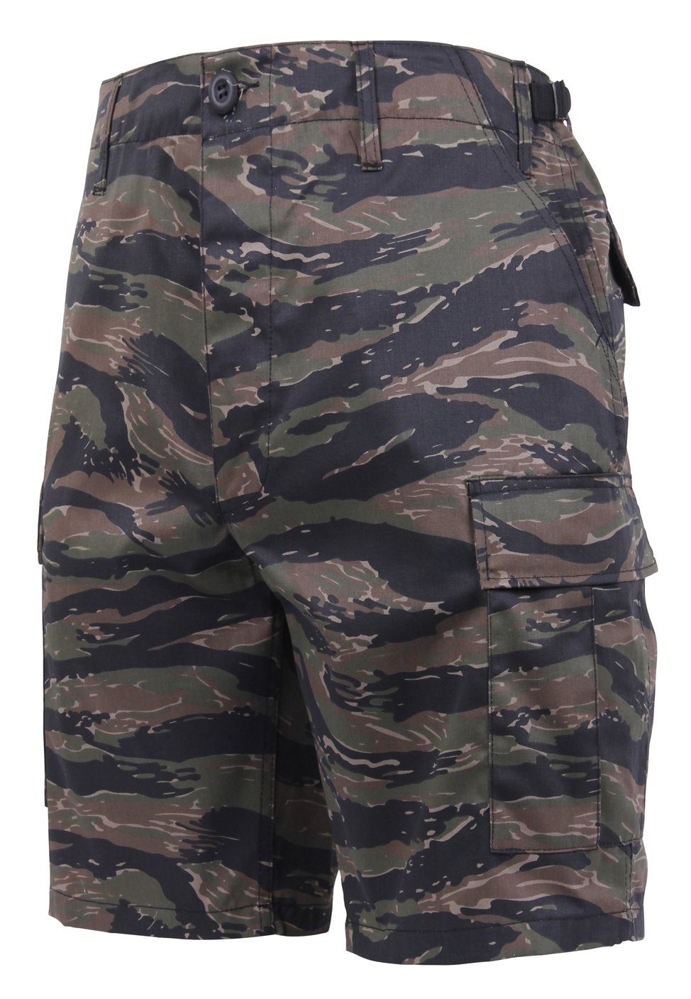 Rothco Bdu Short P/C - Tiger Stripe Camo/3X-Large by Rothco