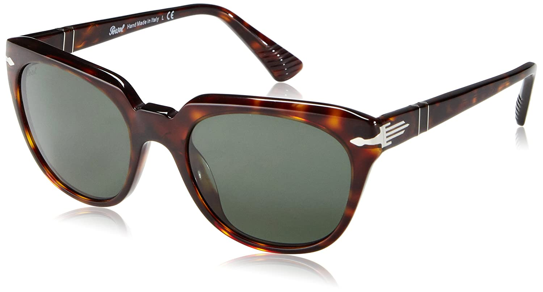 Amazon.com: anteojos de sol Persol PO 3111S 24/31 Havana ...