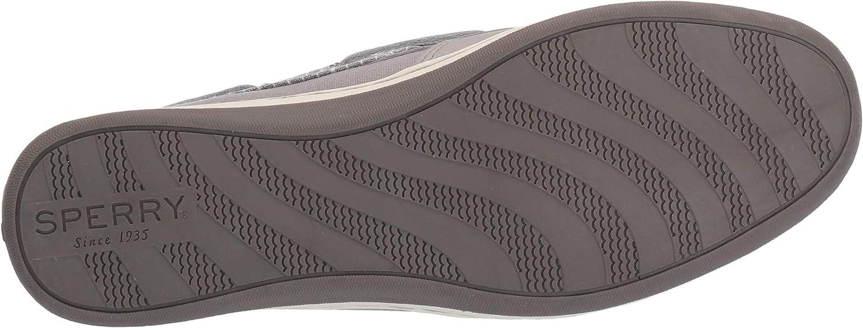 Sperry Womens Songfish Stripe Grey 7 M US