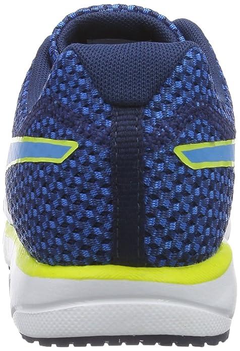 PUMA Narita v3 Knit Jogging Scarpe da Uomo Scarpe Fitness 188429 01 BLU