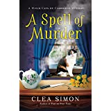 A Spell of Murder (Witch Cats of Cambridge, 1)