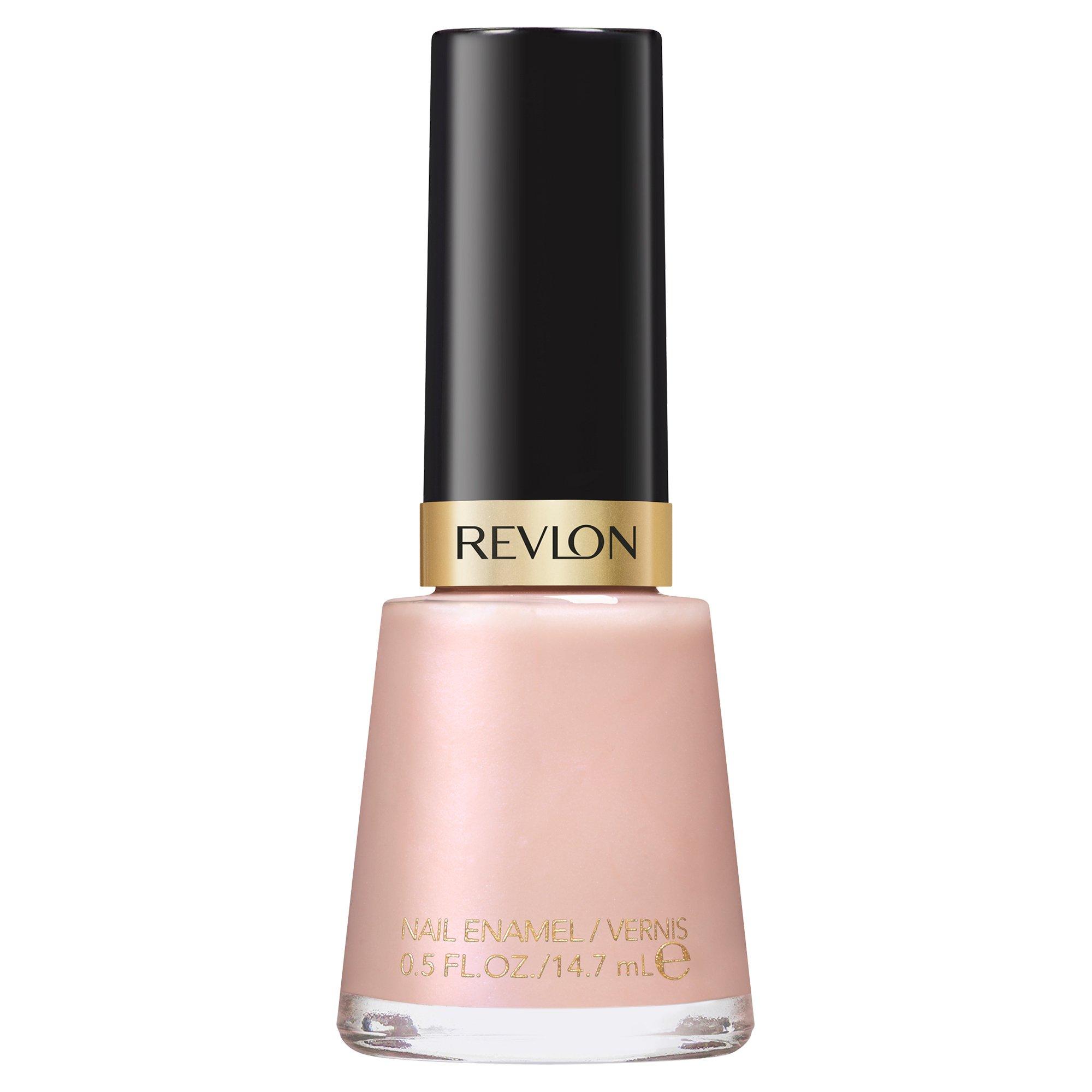 Revlon Sheer Nail Polish: Amazon.com : Revlon Nail Enamel, Sheer Petal 0.50 Oz
