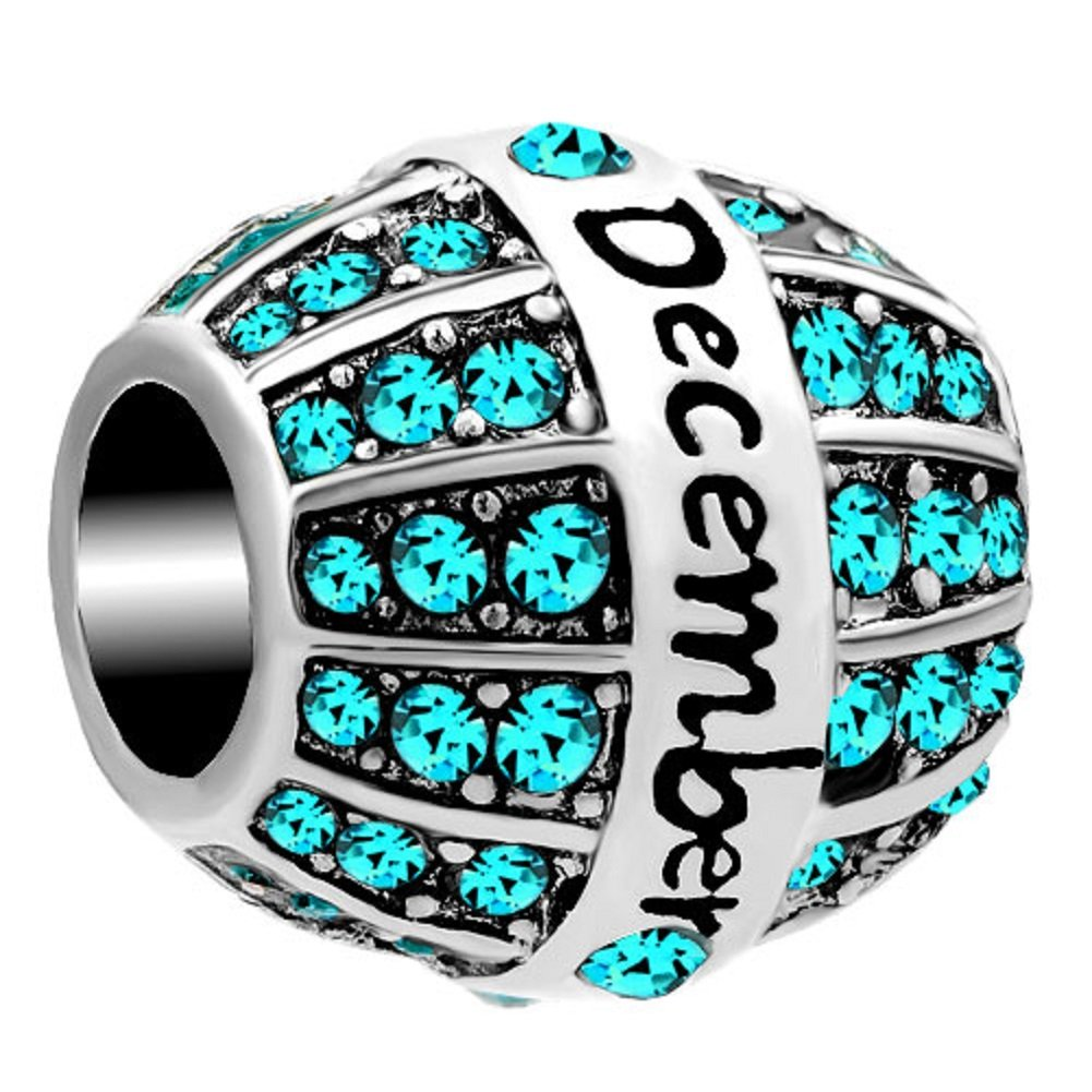DemiJewelry-Spacer-Month-Charm-Bead-for-European-Snake-Chain-Bracelets