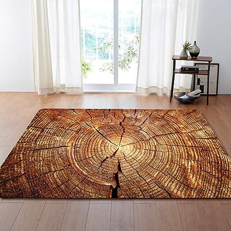 Amazon De Tomorrow Sun Shine Vintage Holzmuster Teppiche Wohnzimmer Schlafzimmer Kuche Esszimmer