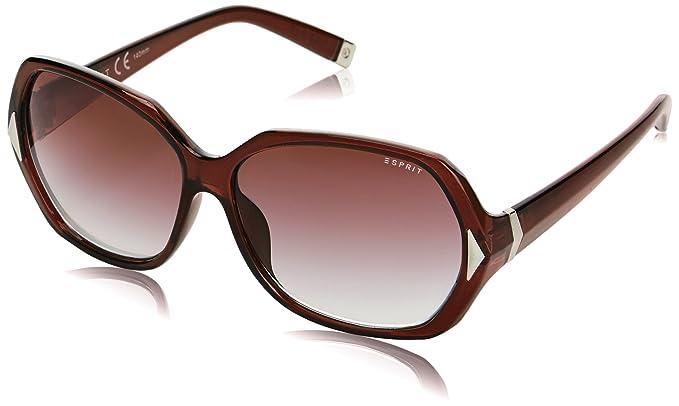 Esprit Eyewear - Lunettes de soleil - Homme - Marron - Marron - Taille unique LFf2uEqeba