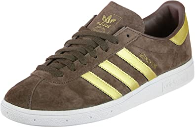size 40 eb6d0 bf1c5 adidas Munchen, Gym Shoes for Men, Men, Brown Dormat   Ftwbla,