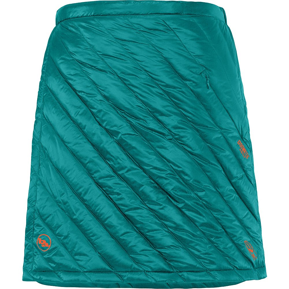 Big Agnes Womens Zirkel Circle Skirt (M - Storm/Blue Surf)
