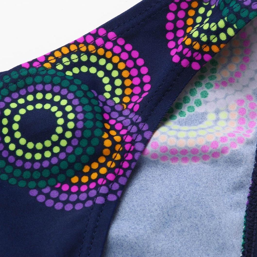 Sixcup Girl Swimwear for 4-12 Years Old Boho Bohemia Children Kid Bikini Set Swimsuit Bathing Suits Swimming Costume Clothes