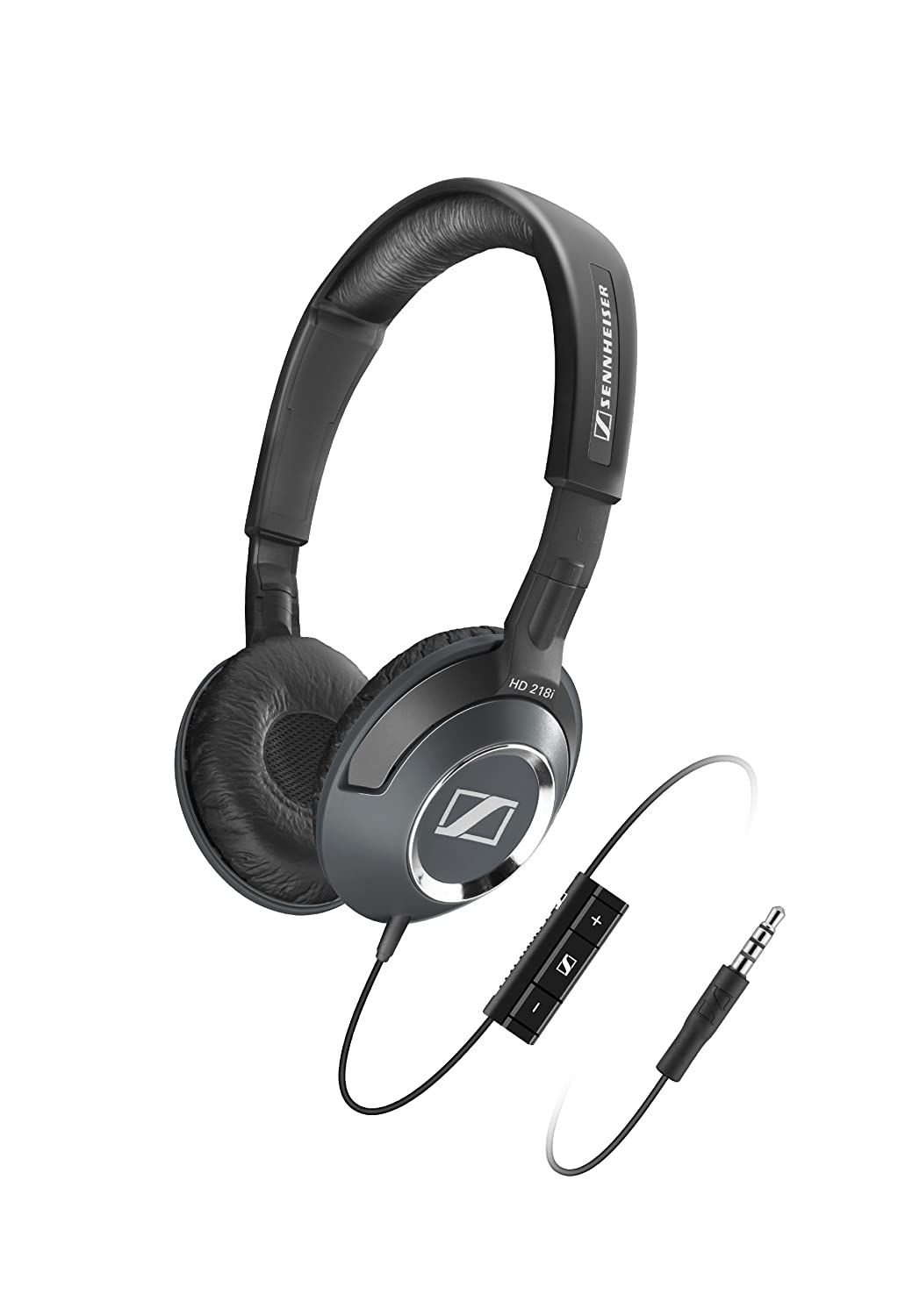 Sennheiser HD218i On Ear Smartphone Headset Image