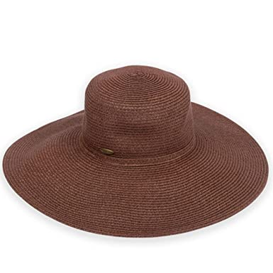 Sun N  Sand Shoreline Hues Packable Hat (Brown) at Amazon Women s ... ccb68353d45