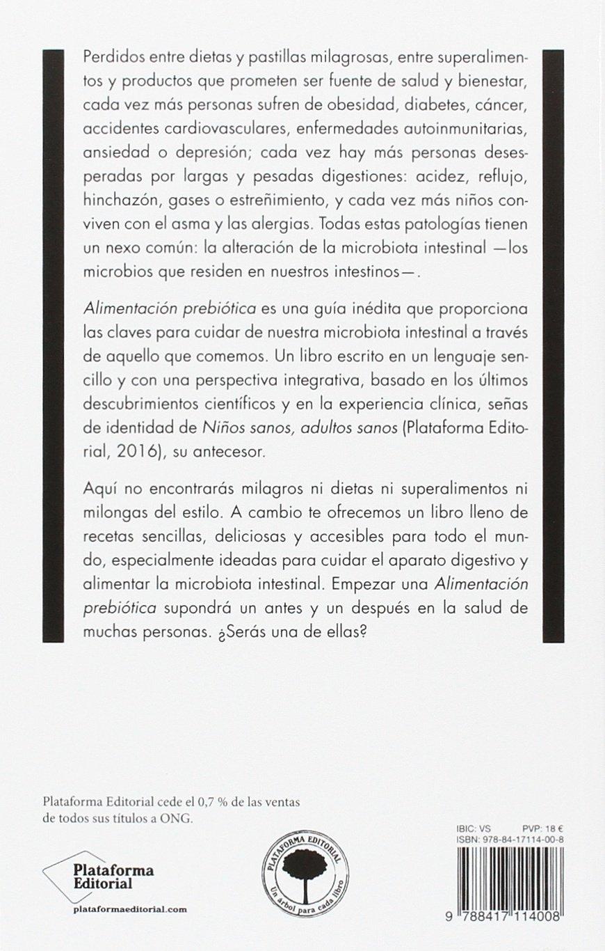 Alimentación prebiótica: Amazon.es: Xavi Cañellas, Jesús ...