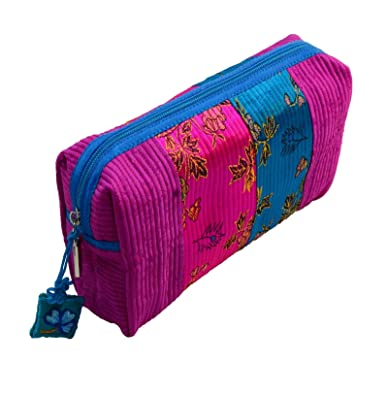 Amazon.com: Niza Little Pouch Made de coreano tela Colorful ...