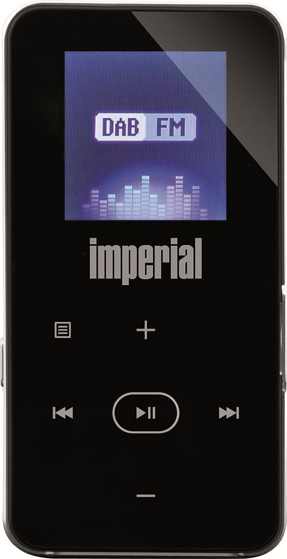Imperial Dabman 2 Mobiles Digitalradio Mit Mp3 Player Dab Ukw Micro Usb Lcd Display Akku Bluetooth Und Fm Transmitterfunktion Schwarz Heimkino Tv Video