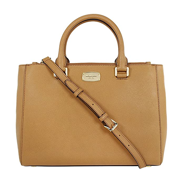 Michael Kors Kellen Ladies Large Leather Satchel Handbag