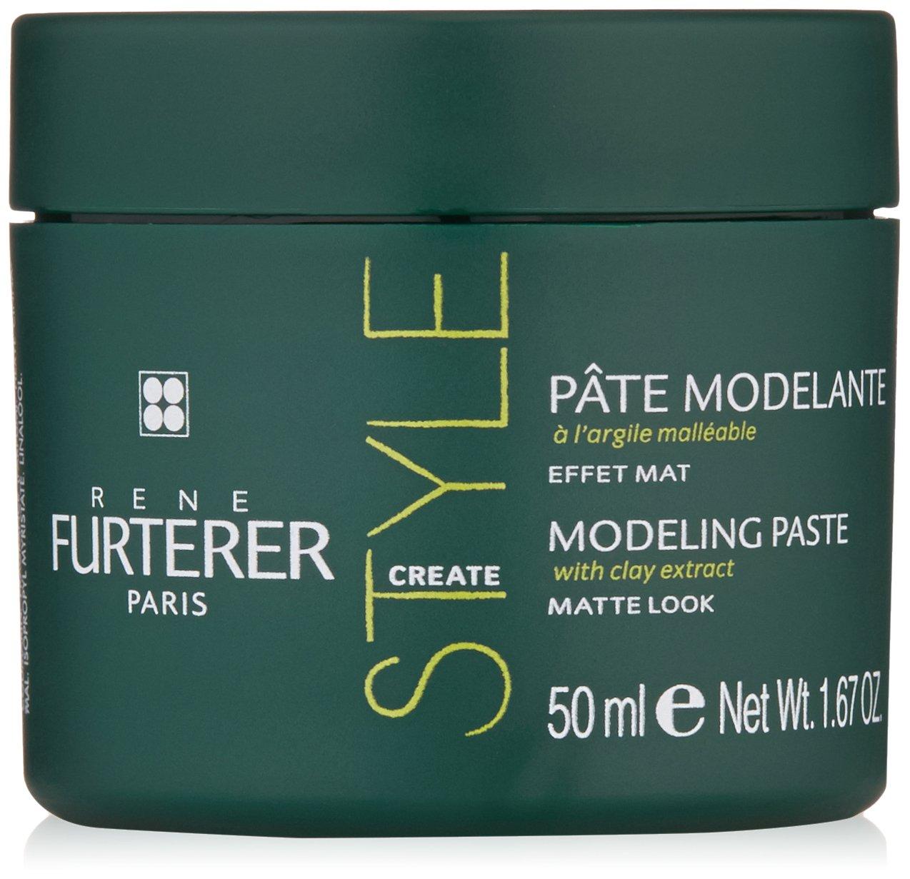 Rene Furterer STYLE Modeling Paste, Long Lasting Hold, Texturizing, Matte Finish,  1.6 oz. by Rene Furterer