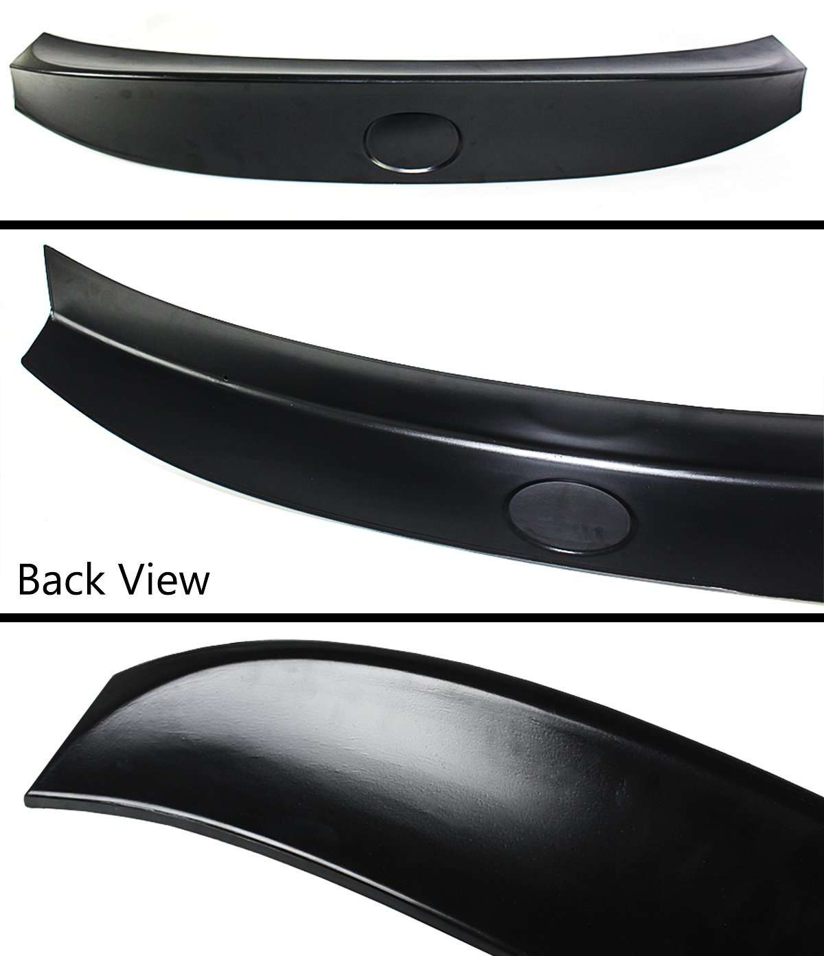 VIP Rear Window Roof Spoiler Cuztom Tuning Fits for 2006-2013 Lexus IS250 IS350 ISF Wald Style Duckbill Trunk Lid