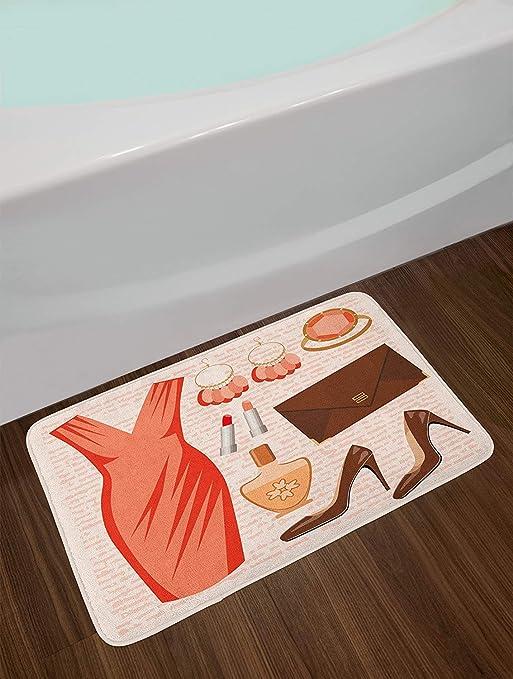 Aliyz Tacones Altos y Vestidos Accesorios para colchonetas baño ...