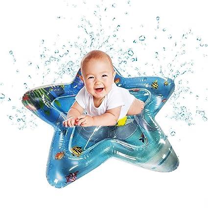 Amazon.com: Hiko23 - Alfombra de juegos hinchable para bebés ...