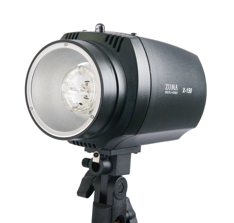 150W 5500K Photo Studio Strobe Flash Monolight Light Modeling Lamp DSLR Camera by Zuma