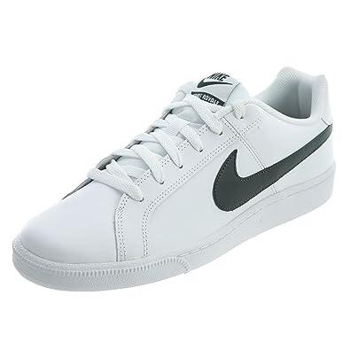 Nike Men s Court Royale White Grove Green Sneakers 7 UK 41 Euro 749747-100 b0efa46b6