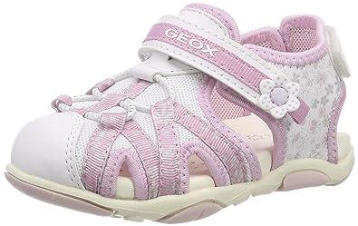 erstaunliche Qualität vollständige Palette von Spezifikationen professionelle Website Geox Baby Sandal Agasim Girl B Walking Shoes: Amazon.co.uk ...
